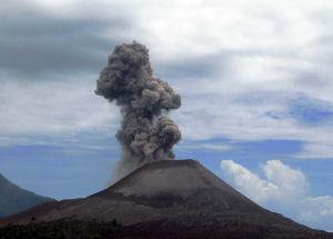 Vulkanutbrott