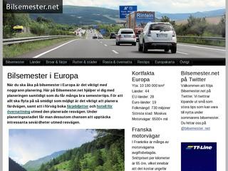 Bilsemester.net
